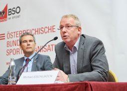 AFBÖ Präsident Michael Eschlböck