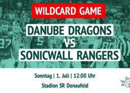 Danube Dragons Wildcard Donaufeld