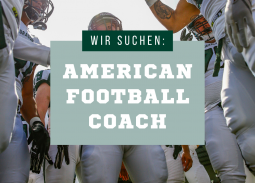 American Football Coaches gesucht
